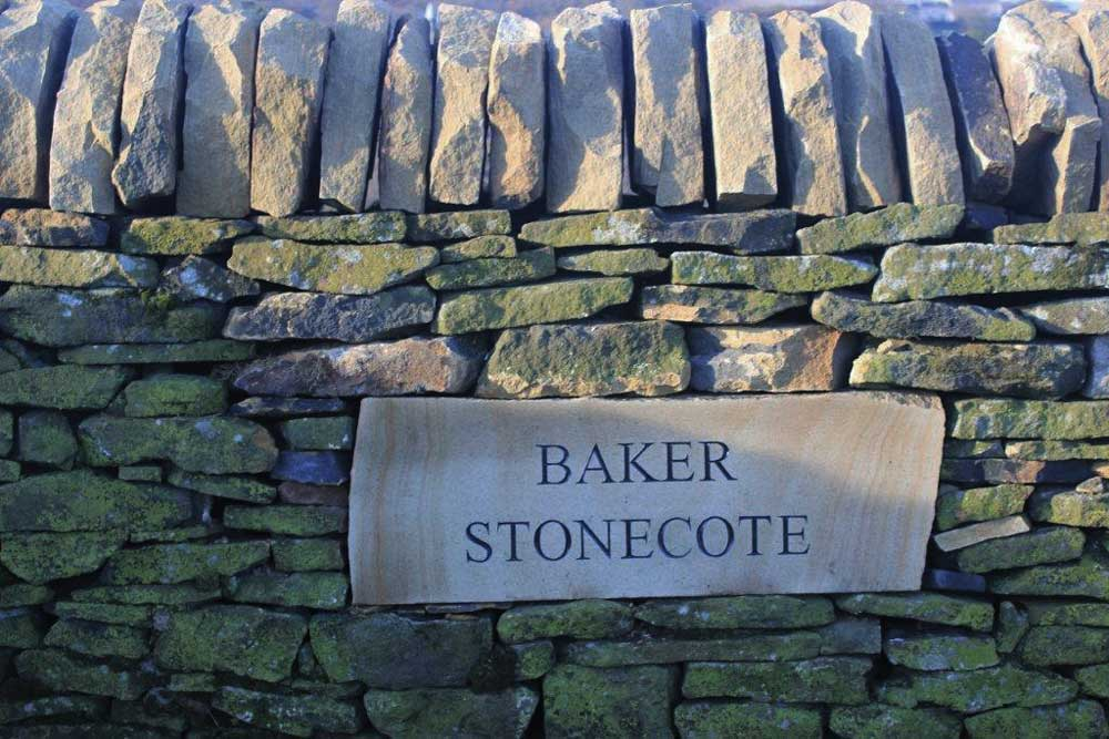 Carved Stone Slab : Baker acre and stonecote « thebakersofscammonden